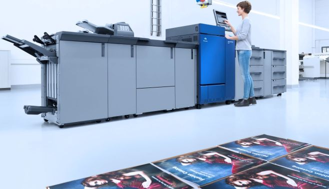 Konica Minolta Accuriopress C6085/C6100: вся информация
