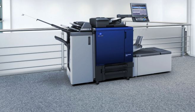 Konica Minolta Accurioprint C3070L: кликните и получите подробную информацию
